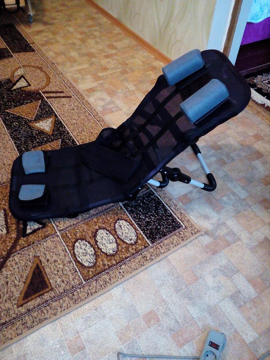 Беседовская Аня кресло