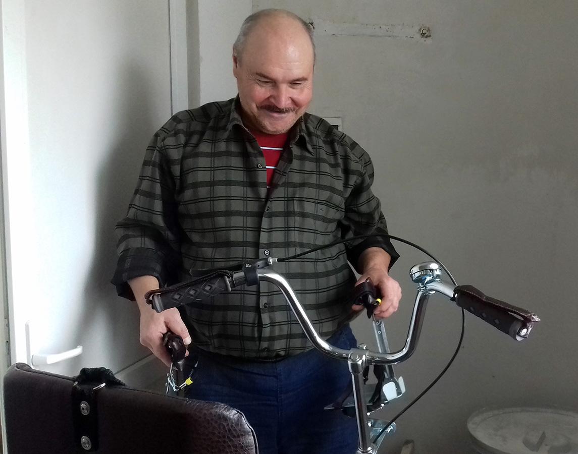 Джеферов велостарт 4 фото4